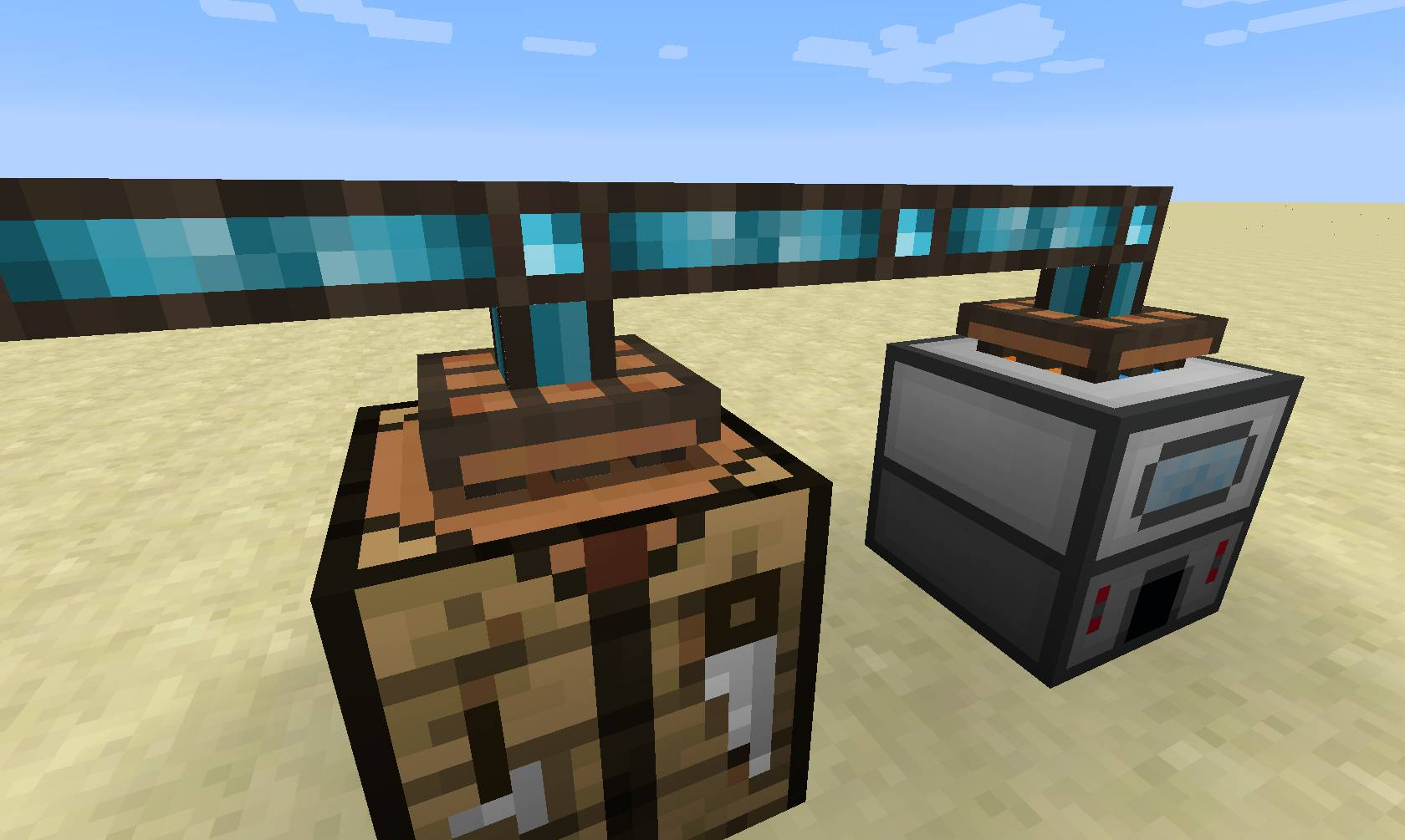 Integrated Crafting mod for minecraft 23