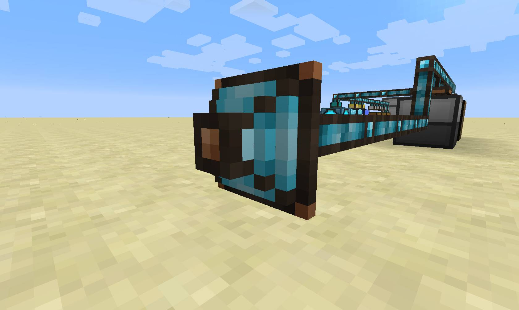 Integrated Crafting mod for minecraft 26