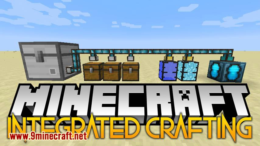 Integrated Crafting Mod 1.12.2 download