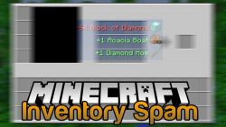 Inventory Spam Mod