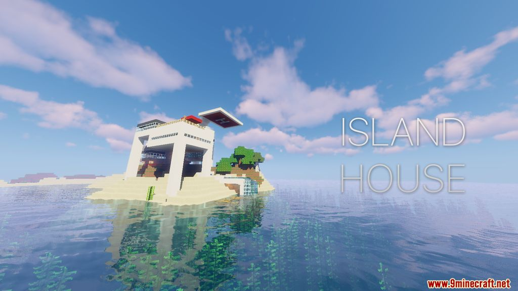 Island House Map Thumbnail