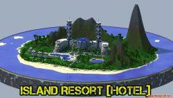 Island Resort Map Thumbnail
