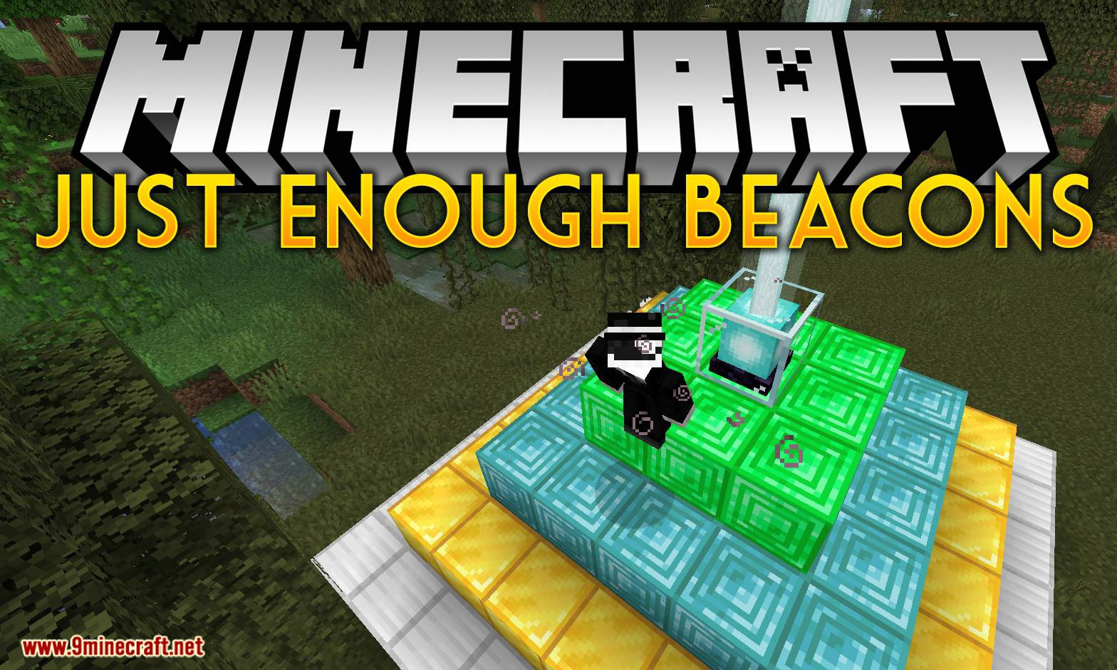 Just Enough Beacons Mod 1.14.4 download