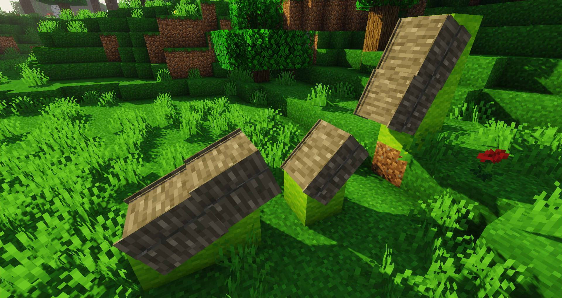 Macaw_s Roofs mod for minecraft 25