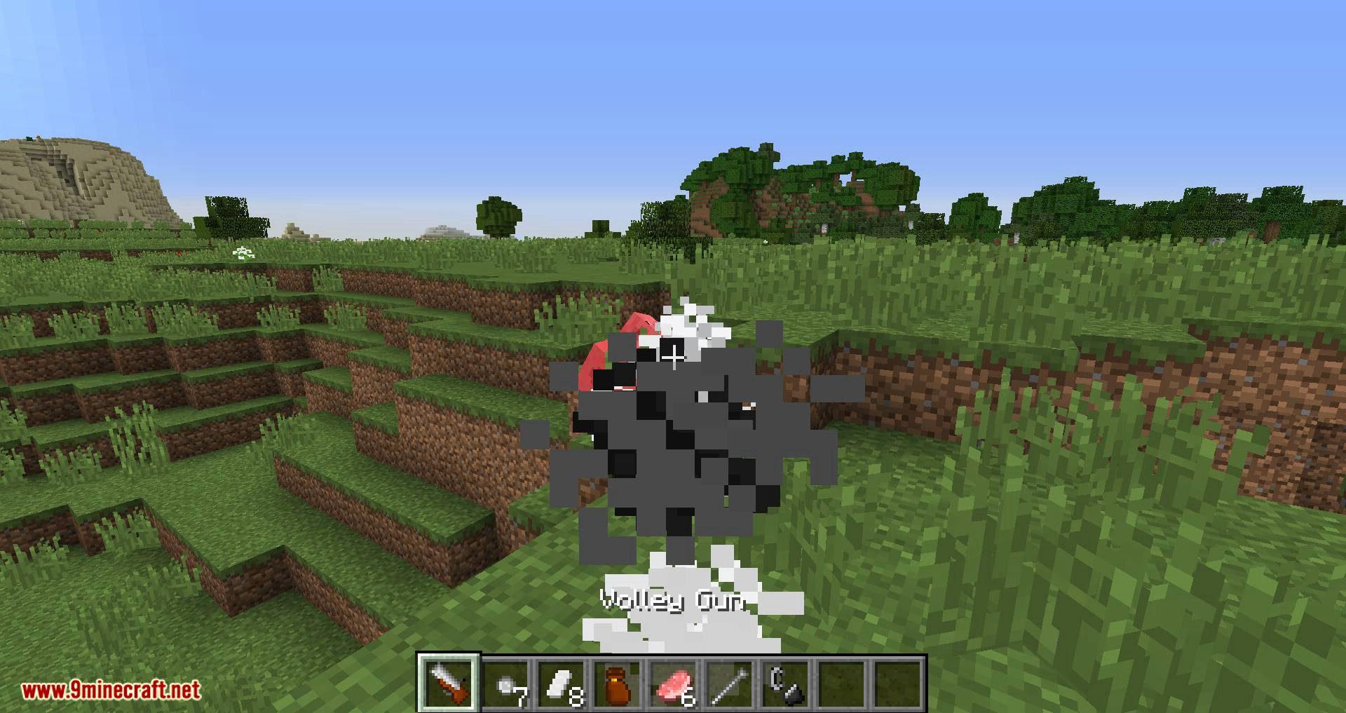 Matchlock Guns mod for minecraft 07