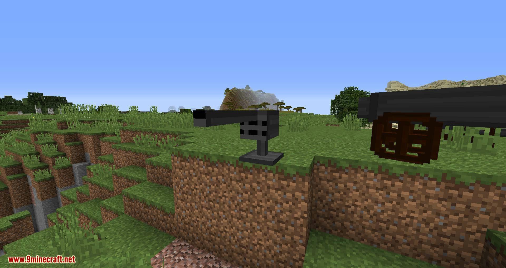 Matchlock Guns mod for minecraft 10