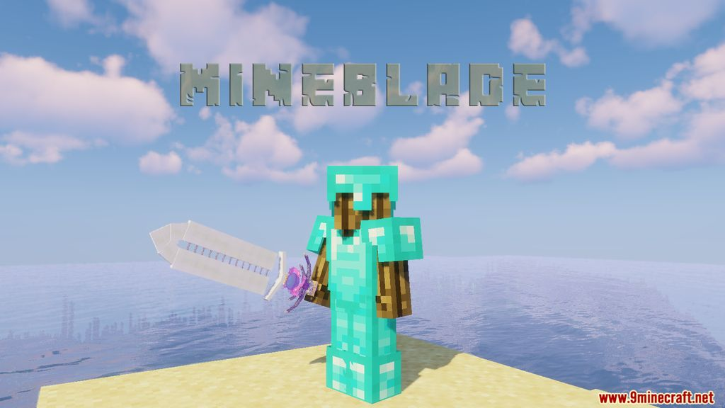 MineBlade Data Pack Thumbnail