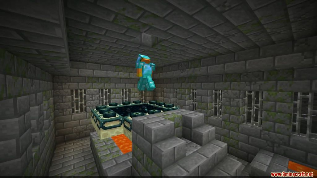 Minecraft But It's Insanely Hard Data Pack Screenshots (9)
