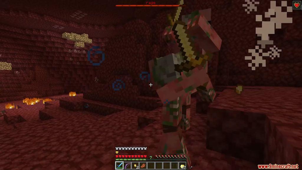 Nether War Hog Data Pack Screenshots (3)