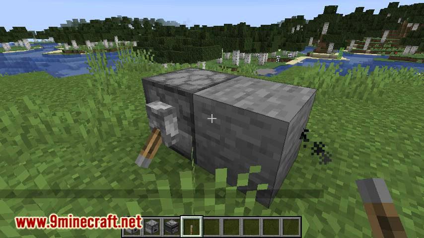 Redstone Bits mod for minecraft 02