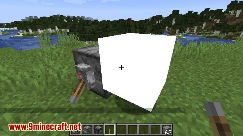 Redstone Bits mod for minecraft 04