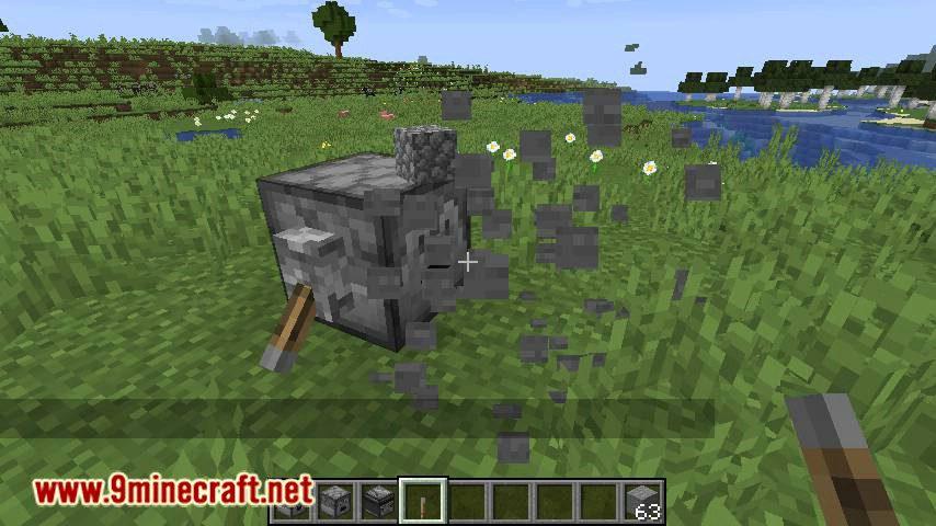 Redstone Bits mod for minecraft 07
