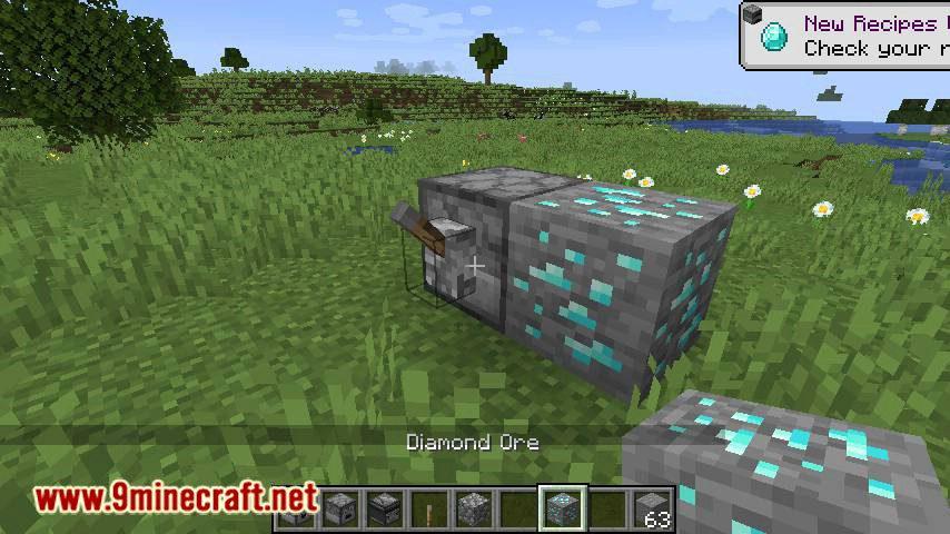 Redstone Bits mod for minecraft 09