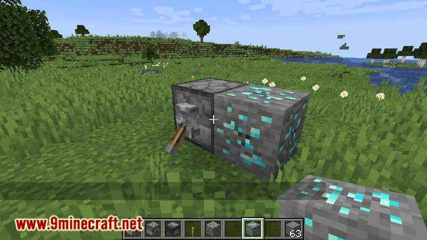 Redstone Bits mod for minecraft 10
