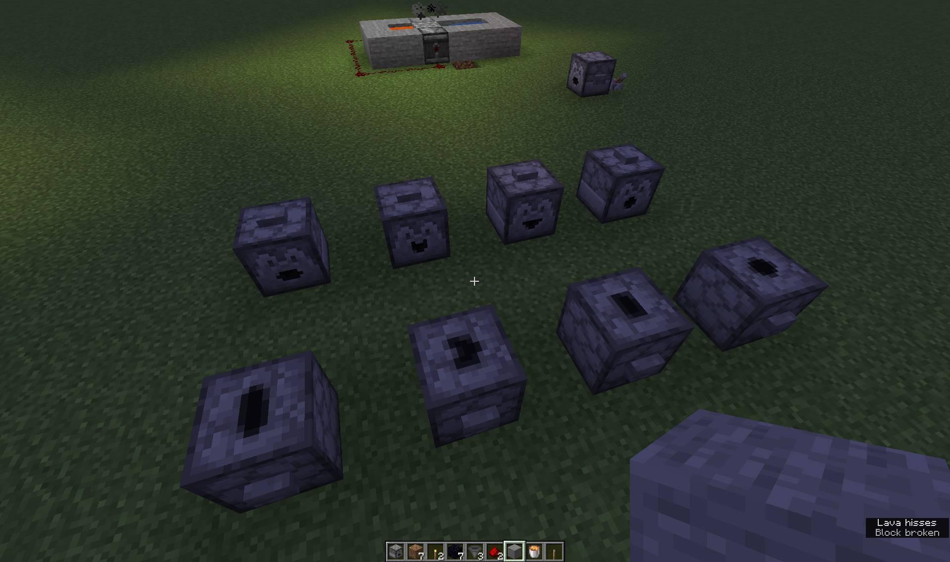 Redstone Bits mod for minecraft 21