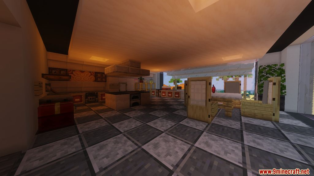 Redstone Smart House Map Screenshots (11)