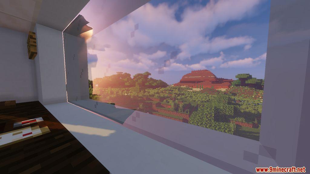 Redstone Smart House Map Screenshots (13)