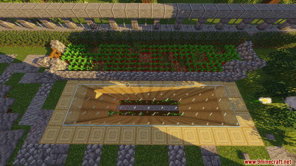Redstone Smart House Map Screenshots (20)