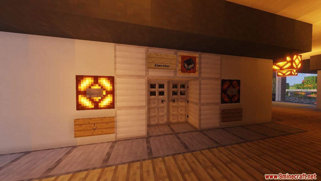 Redstone Smart House Map Screenshots (7)