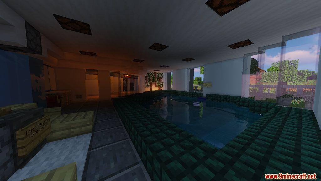 Redstone Smart House Map Screenshots (8)