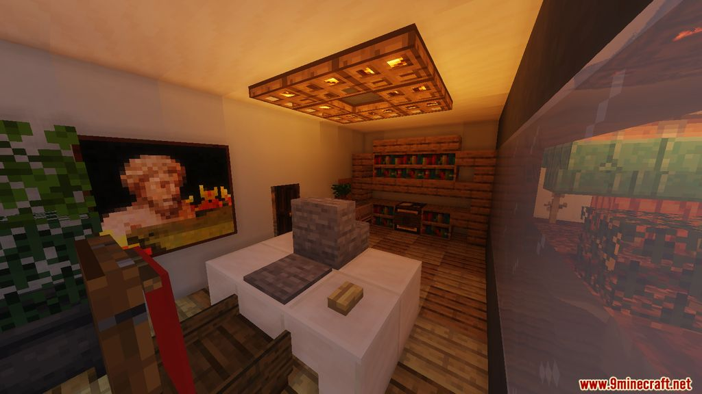 Redstone Smart House Map Screenshots (9)