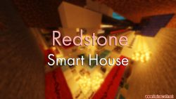 Redstone Smart House Map Thumbnail