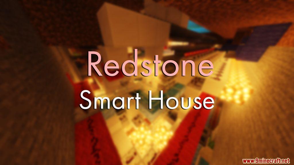 Redstone Smart House Map Thumbnail