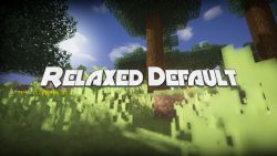 Relaxed Default Resource Pack