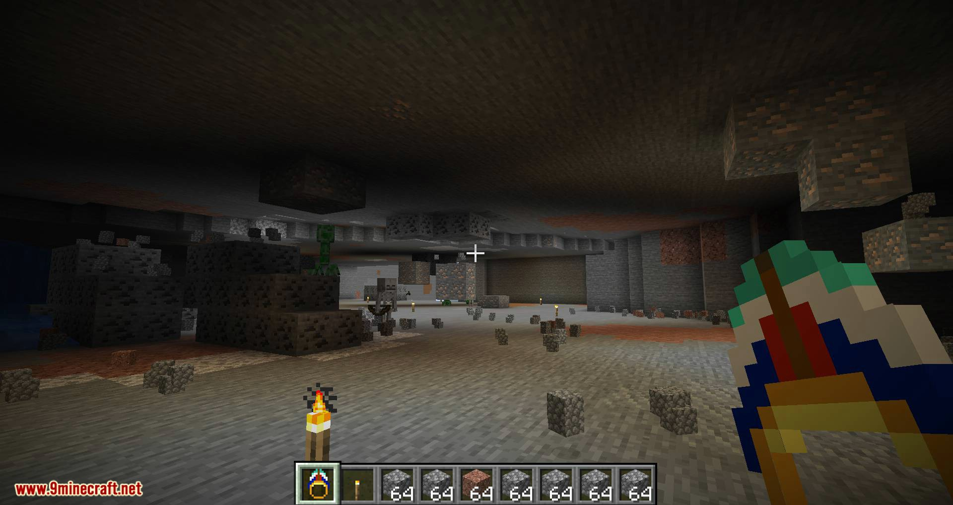 Ring of the Miner mod for minecraft 05