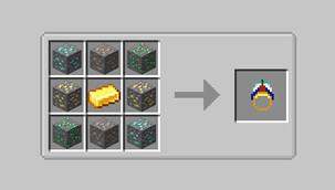 Ring of the Miner mod for minecraft 21