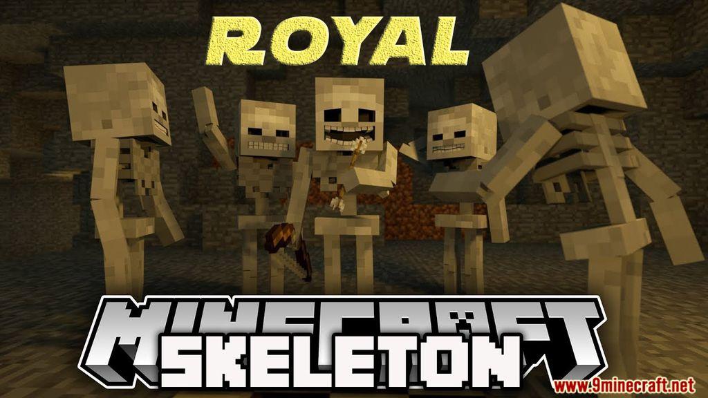 Royal Skeleton Data Pack Thumbnail
