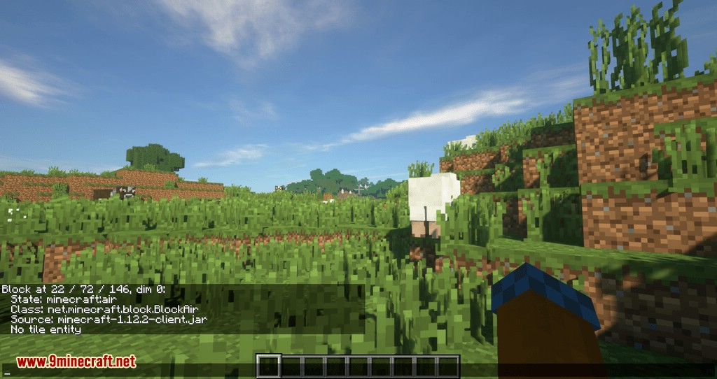 Sampler mod for minecraft 07