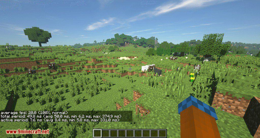 Sampler mod for minecraft 10