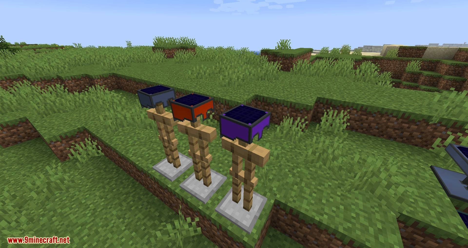 Solar Generation mod for minecraft 11
