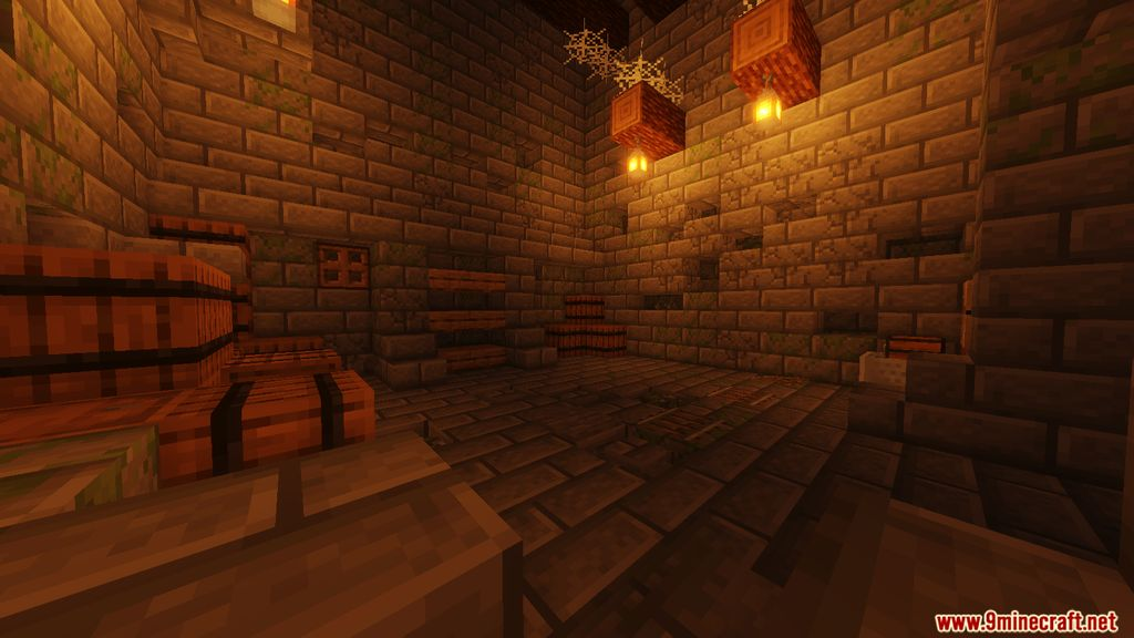 The Lost Dungeon Map Screenshots (2)