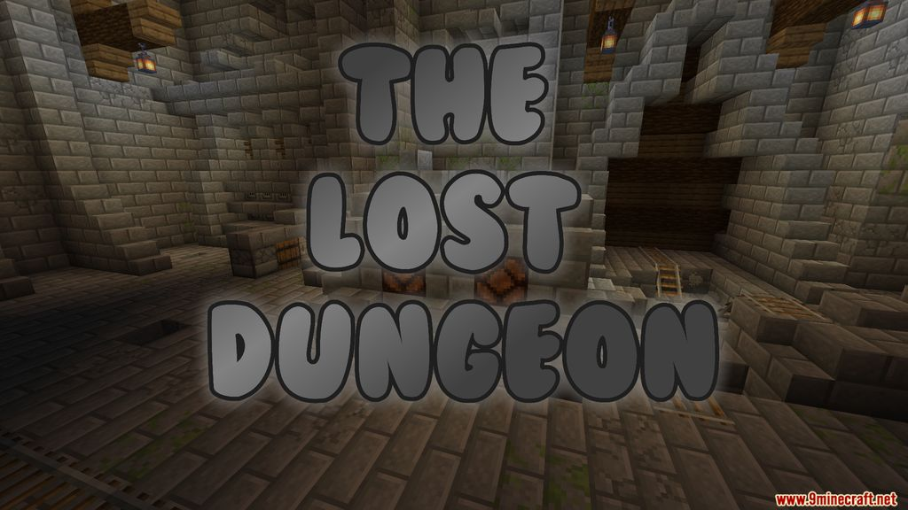 The Lost Dungeon Map Thumbnail