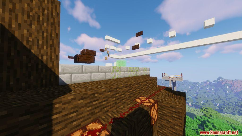 The Old Depot Parkour Map Screenshots (11)