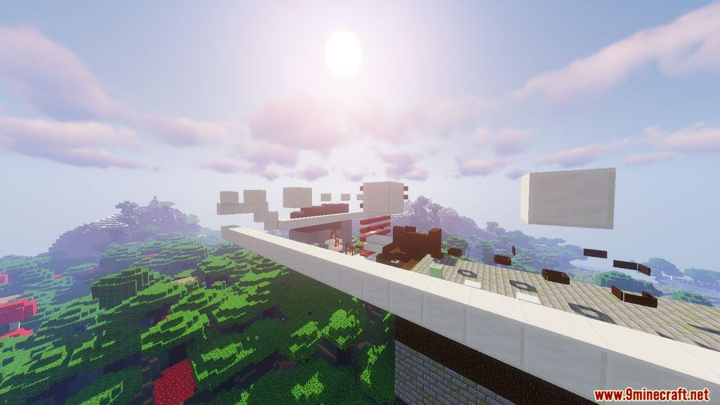 The Old Depot Parkour Map Screenshots (13)