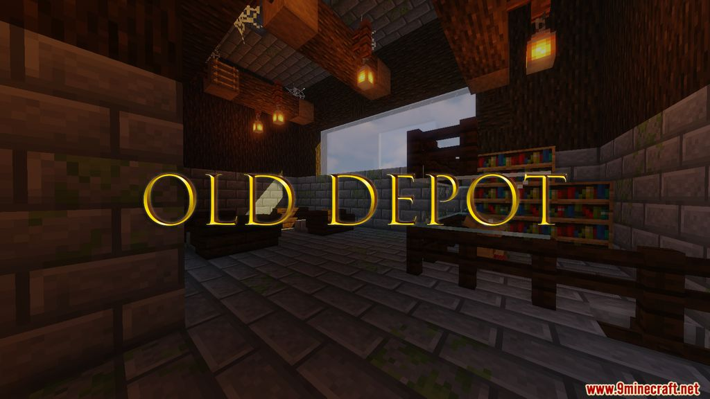 The Old Depot Parkour Map Thumbnail