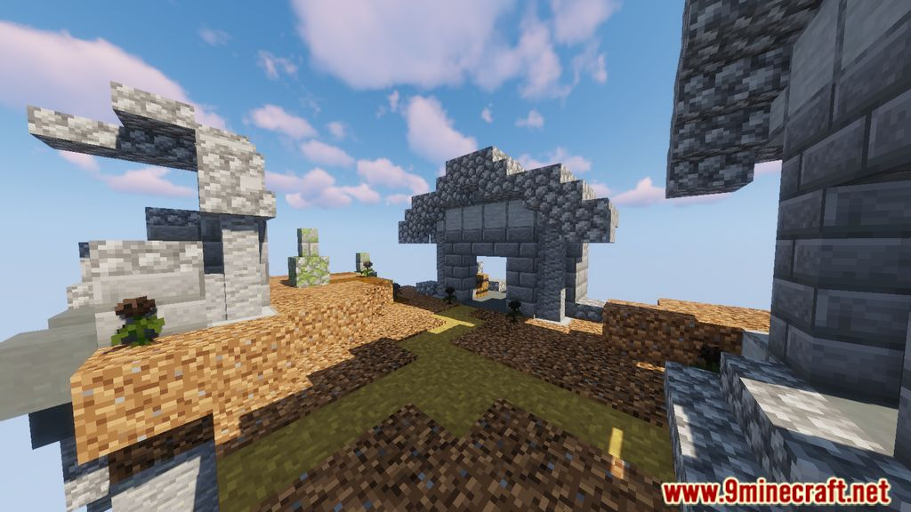 The Twisted Survival Islands Map Screenshots (13)