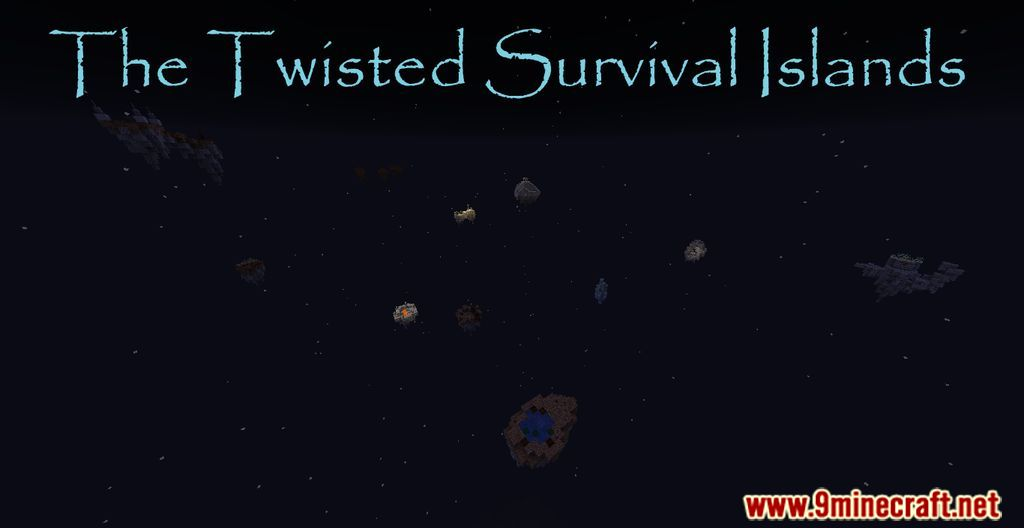 The Twisted Survival Islands Map Thumbnail