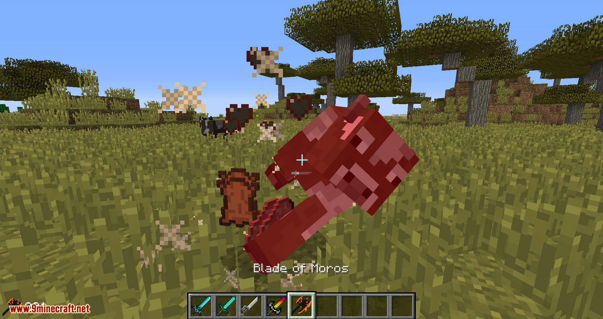 Too Many Weapons Gaia Edition mod for minecraft 06