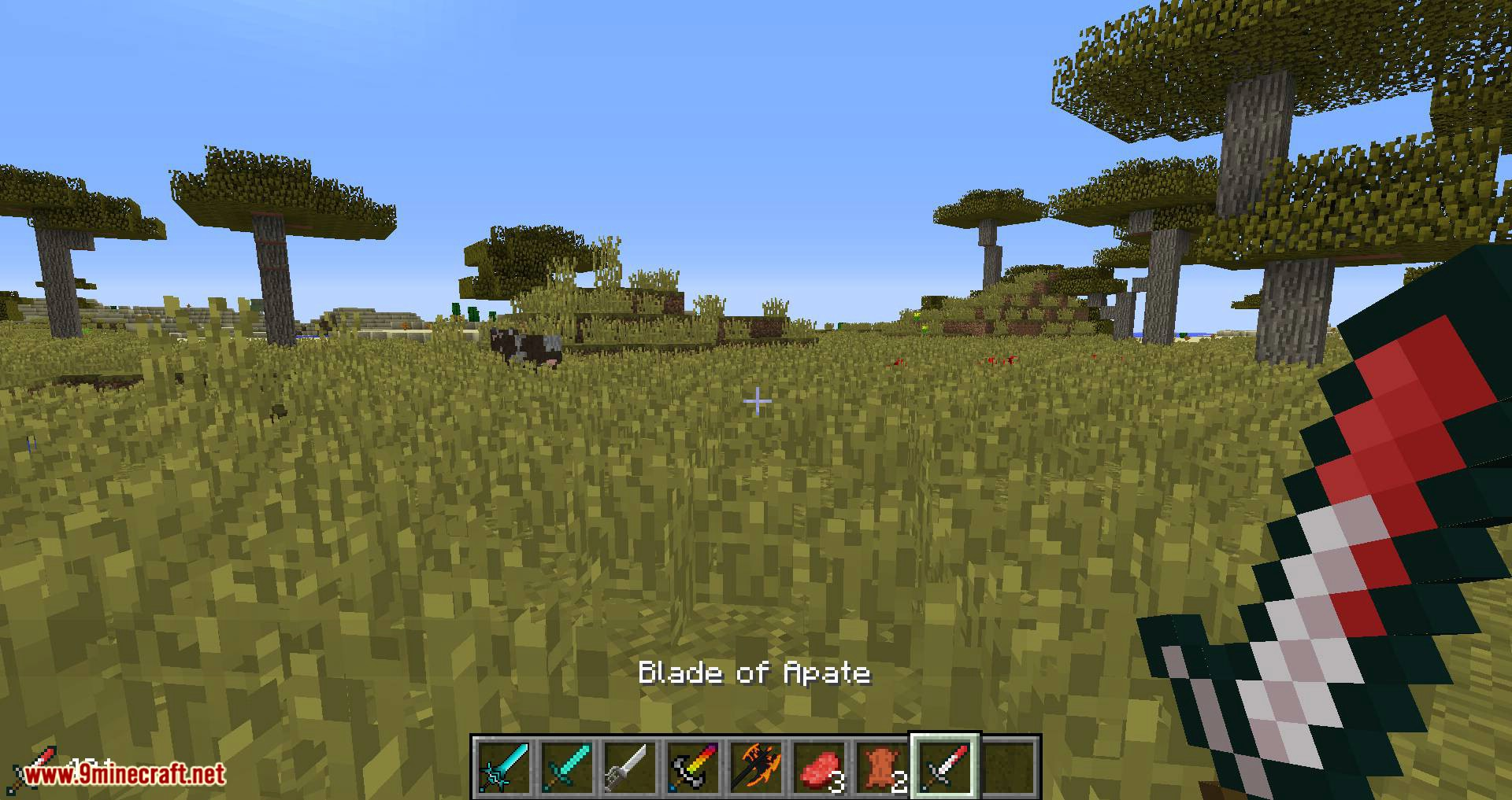 Too Many Weapons Gaia Edition mod for minecraft 08