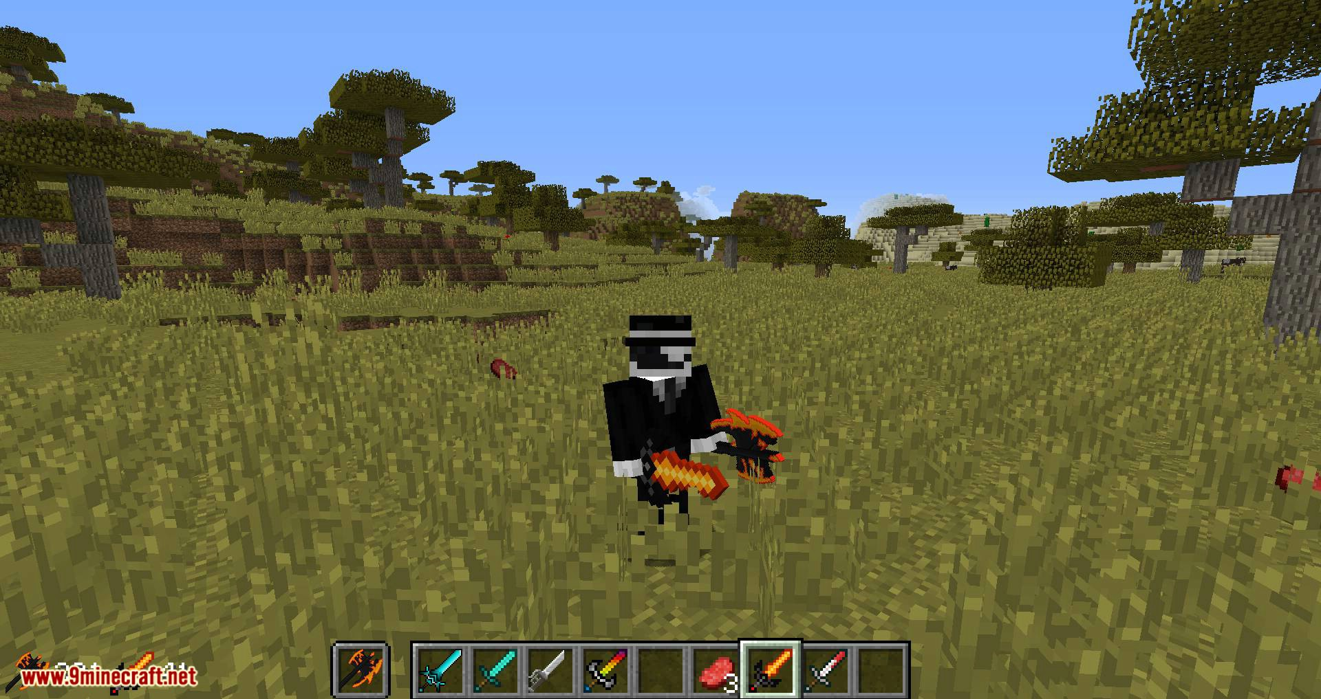 Too Many Weapons Gaia Edition mod for minecraft 09