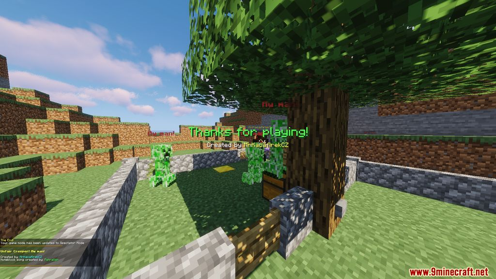 Unfair Creeper Aw Man Map Screenshots (9)