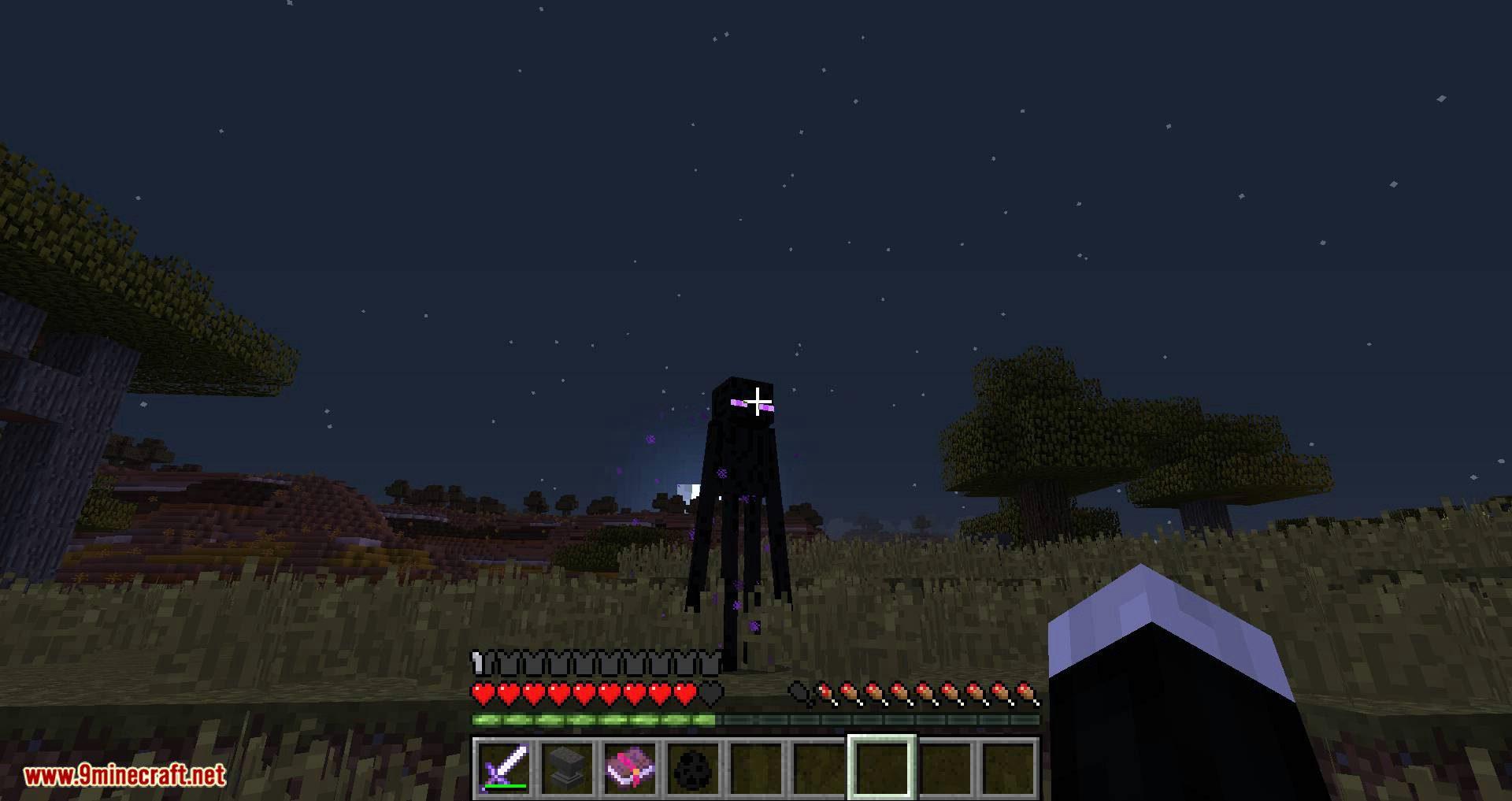 Unique Enchantments mod for minecraft 08