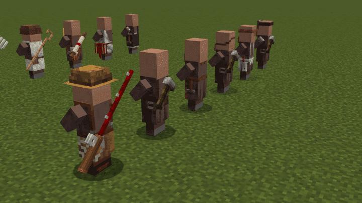 Villagers Enhanced Resource Pack Screenshots 2
