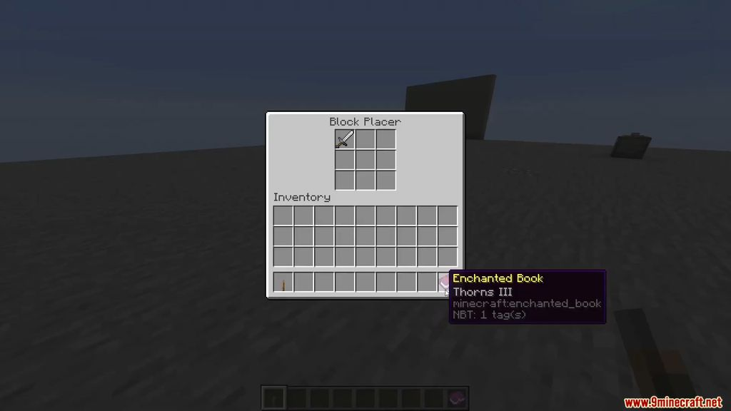 WASD Block Placer Data Pack Screenshots (9)