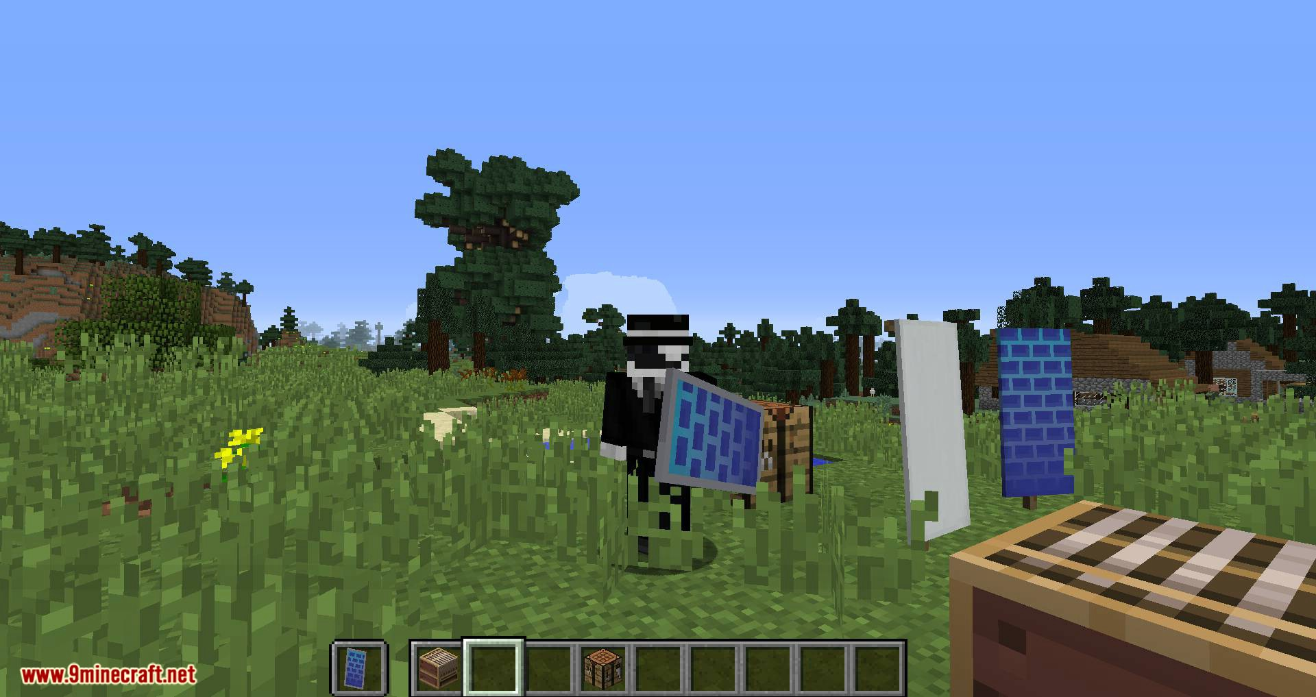 What Looms Ahead mod for minecraft 10
