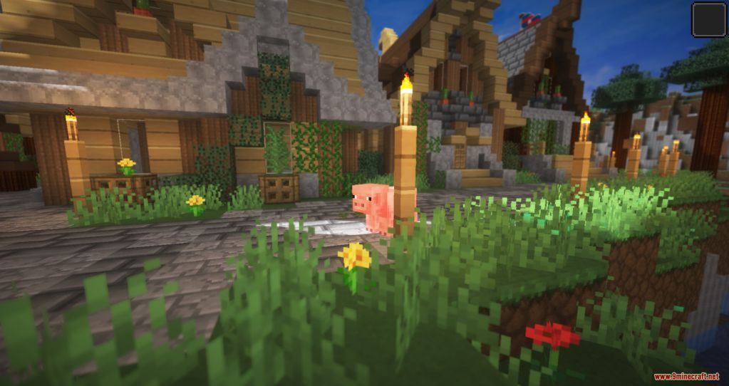 Yures HD Resource Pack Screenshots 2
